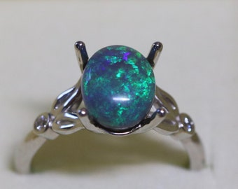 High Quality Artisan Opal Jewelry By Opalembers On Etsy