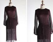 1970s Lagrimas Disco Dress