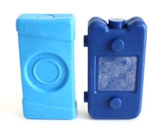 Igloo Ice 9714 Blue Ice Pack, Gott Blue Block Ice 1080 Brick