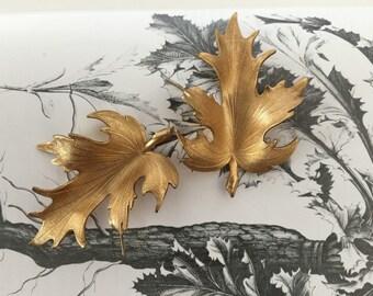 Fantastic Woodland Leaf (2pc)