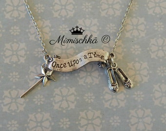 necklace  once upon a time magician of oz