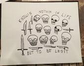 Legit (original drawing)