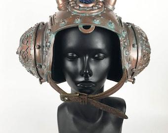 Foam Helmet by Samantha Berry
