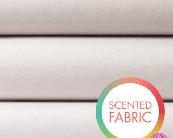 140173328 - Scented Solid Fabric - White (Crisp Linen Scent)