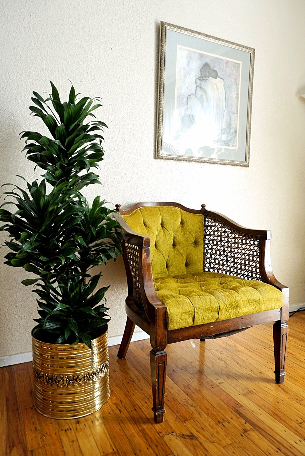 The Tufted Greenery