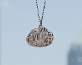 Austin Skyline Necklace
