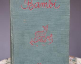 1931 'Bambi' by Felix Salten
