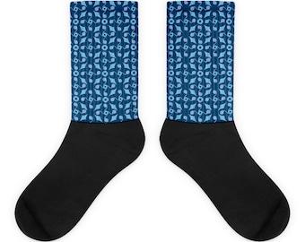 Darjeeling Limited Socks - Blue