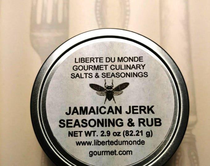 Jamaican Jerk Seasoning & Rub