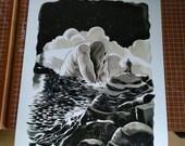 Behemoth Print