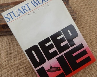 Deep Lie by Stuart Woods Copyright 1986