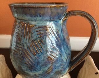 Textured Mug