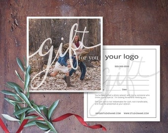 Gift certificate etsy gift certificate photography gift certificate template calligraphy gift certificate card photoshop template yadclub Image collections
