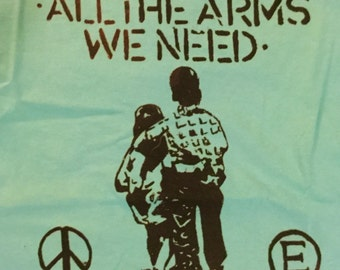 All the Arms We Need Girls Small t shirt