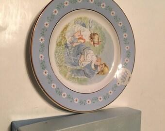 avon tenderness plate in original box