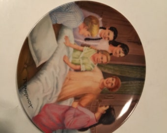 the sound of music collector plate my favorite things