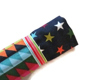 Protective Sleeves For Emery Boards - Nail File Case - Emery Board Cover - Fabric Emery Board Covers - Fabric Nail File Cases