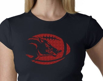 Arkansas Razorbacks State CUTTING FILE for Silhouette, Cricut, or other cutters