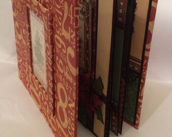 St Nicholas 12 x 12 Scrapbook