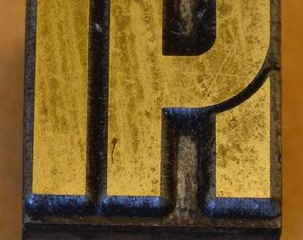 PH logo printing block