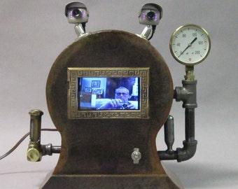 High Tech Mirror