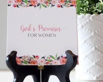 God's Promises for Women - Scripture Cards