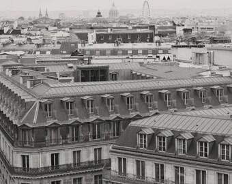 SALE Paris photography, canvas art, paris wall art, large wall art, Paris print, Paris canvas, canvas wall art, Paris prints, architecture