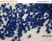 Boxing Week Sale DB-216, Miyuki Delica Beads, Size 11/0, Opaque Rainbow Royal Blue - 5 grams or, choose a Larger Pkg from the 'Select an Opt
