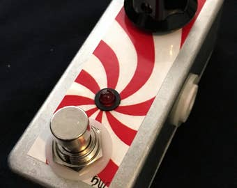 Saturnworks Dying Battery Simulator Voltage Sag Pedal with Switch