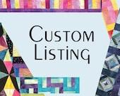 Custom Pocket Journal Cover