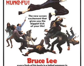 Fists of Fury-1973 Poster
