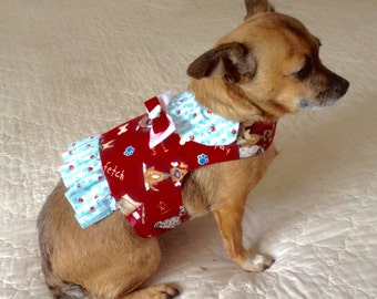 Dog Harness, Dog Apparel, Dog Clothes, Pet Items, Made to Order, Toy Dog Clothes, Teacup Dog Clothes, Yorkie Harness, Small Dog Vest