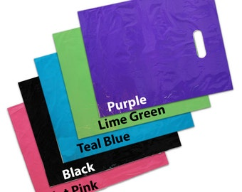 "100Pack 12x15"" Pink