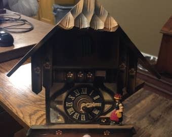 Cuckoo Clock - West Germany