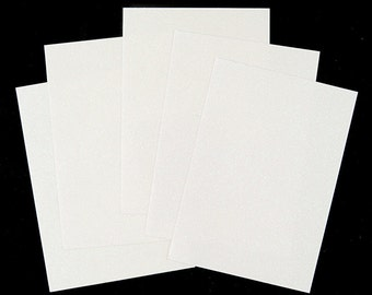 WHITE GLITTER SHEETS self-adhesive sheets ~*~ Five (5) Sheets ~ Hot of the Press ~ Paper Wishes  // Holiday // Bling // Album // Journal