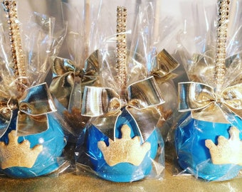 Royal crown Prince candy apples