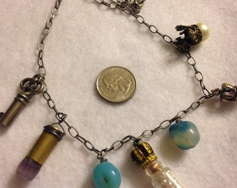 Crowned Treasure Necklace
