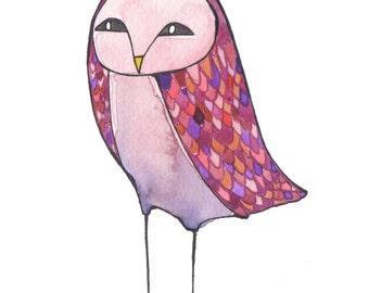 Dawn the Owl