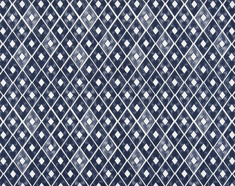 SUMMER SALE! NEW Trillion Vintage Indigo shown, Curtains 24W or 50W x 63, 84, 90, 96 or 108L ⋘ Choose from 100s of Fabrics