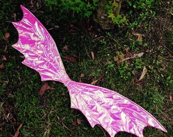 Dragon Set ! Dragon Costumes, Wings and Mask, Pink Dragon Accessories.
