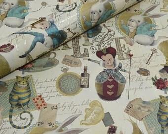 Italian Decorative Paper - Alice by Kartos