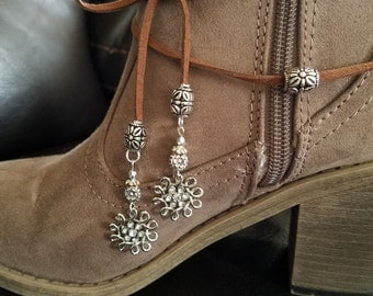 Boot Jewelry, anklets, boot accessories, jewelry