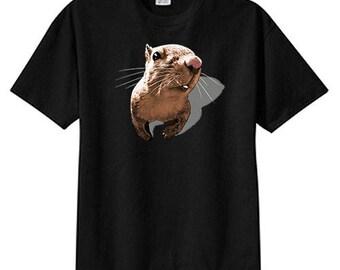 3D SQUIRREL New T Shirt S M L XL 2X 3X 4X 5X Big Sizes