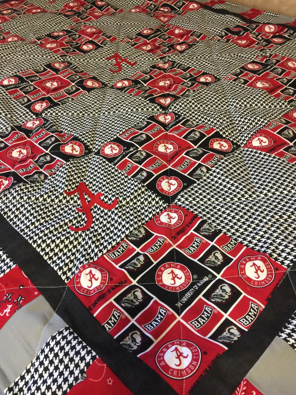 University Of Alabama Quilt
