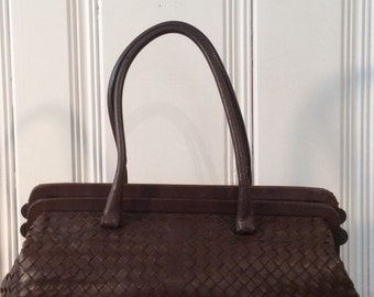 Vintage Authentic Bottega Veneta Bag