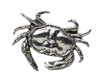 Dungeness Crab ~ Lapel Pin/Brooch ~ A151,AC151,AP151