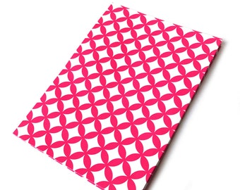 Set of 10 Envelopes Pink Geometric