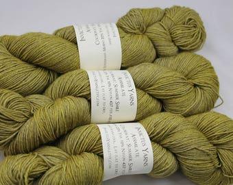 Summer Smile Assimilate 70/20/10 Merino/Yak/Nylon fingering weight sock yarn