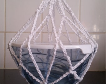 BEST SELLER! Pudding net. Steamed pudding basin remover. Made to order. UK seller.