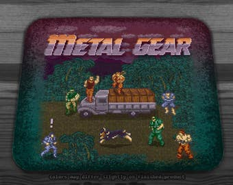 Gear Metal Mousepad